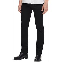 Calvin Klein Solid Straight Fit Jeans
