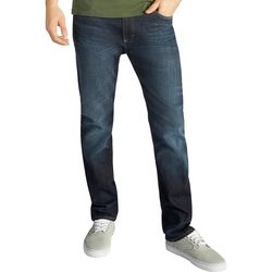 Mens Extreme Motion Slim Fit Straight Leg Denim Jeans