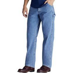 Mens Carpenter Straight Leg Denim Jeans