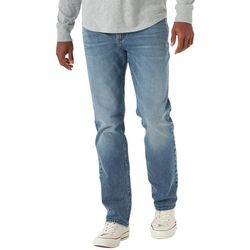 Lee Mens Extreme Motion 4-Way Stretch Straight Taper Jeans