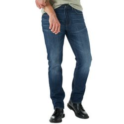 Lee Mens Extreme Motion 4-Way Slim Straight Jeans