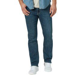 Lee Mens Extreme Motion Regular Fit Straight Leg