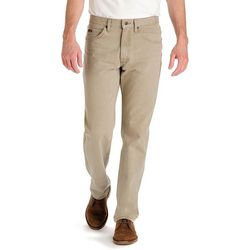 Mens Wheat Regular Fit Jeans
