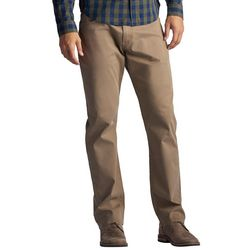 Mens Extreme Motion Tan Jeans