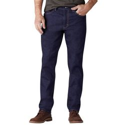Mens Premium Regular Fit Flex Denim Jeans