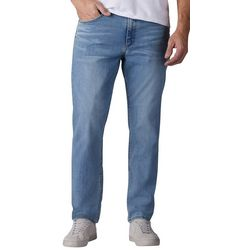Lee Mens Premium Regular Fit Flex Denim Jeans