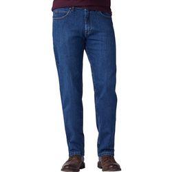 Mens Regular Fit Straight Leg Denim Jeans