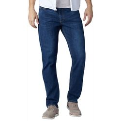 Mens Premium Flex Regular Fit Denim Jeans