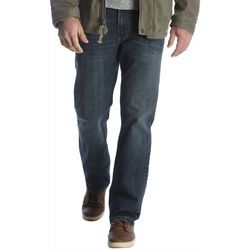 Mens Premium Denim Relaxed Fit Jeans