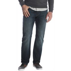 Mens Athletic Fit Flex Jeans