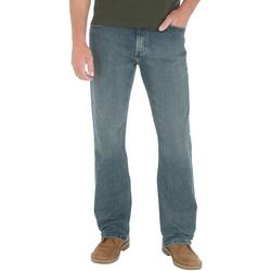 Mens Comfort Straight Fit Jeans