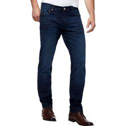 Chaps Mens Straight Leg Denim Jeans