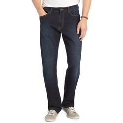 Mens Relaxed Fit Comfort Jeans