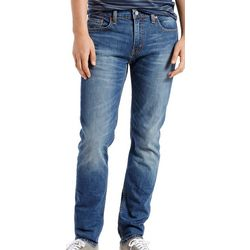 Levi's Mens 511 Slim Fit Throttle Denim Jeans