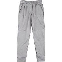 RB3 Active Mens Solid Fleece Jogger Pants