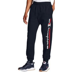 Champion Men Vertical Logo Jogger Pants