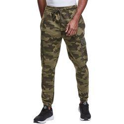 Champion Mens Urban Pursuits Camo Fleece Pants