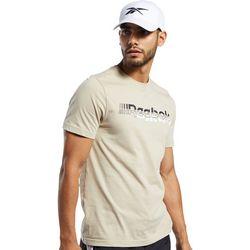 Reebok Mens Meet You There Logo T-Shirt