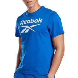 Reebok Mens Graphic Series Stacked T-Shirt