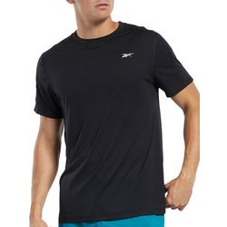 Reebok Mens Workout Ready Solid Tech T-Shirt