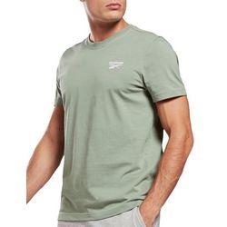 Reebok Mens Classic Chest Logo T-Shirt