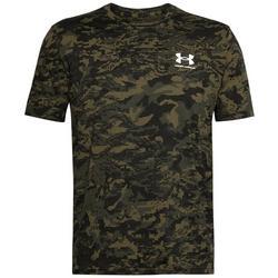Mens UA ABC Camo T-Shirt
