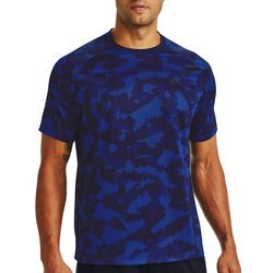 Under Armour Mens Tech Camo T-Shirt