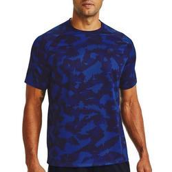 Mens Tech Camo T-Shirt