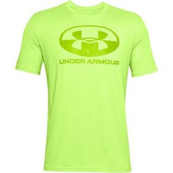 Under Armour Mens Short Sleeve Graphic Logo T-Shirt