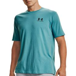 Under Armour Mens Sportstyle Left Chest Logo T-Shirt