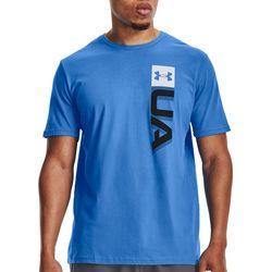 Under Armour Mens UA TechBoxed Wordmark T-Shirt