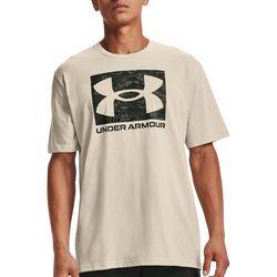 Under Armour Mens UA ABC Boxed Camo Logo T-Shirt