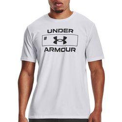Under Armour Mens #UA Performance T-Shirt