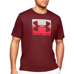 Under Armour Mens UA Boxed Sportstyle Ombre T-Shirt
