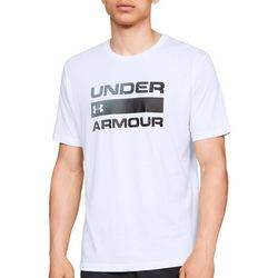 Under Armour Mens Team Issue Ombre Wordmark T-Shirt