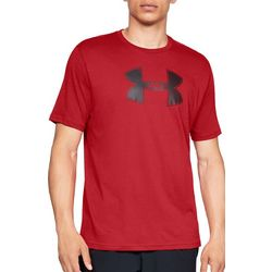 Under Armour Mens UA Big Logo Dot T-Shirt