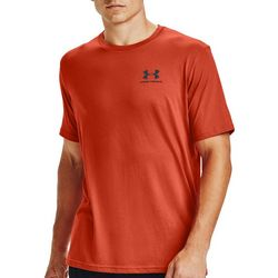 Under Armour Mens Sportstyle Left Chest Logo T-Shirt