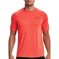 Under Armour Mens UA Tech 2.0 Heathered Short Sleeve T-Shirt