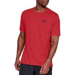 Mens Sportstyle Left Chest Logo T-Shirt