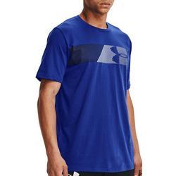 Mens UA Fast Left Chest T-Shirt