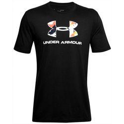 Mens UA Sportstyle Logo Upstream Camo T-Shirt