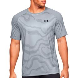 Under Armour Mens UA Tech 2.0 Morph FS Print T-Shirt