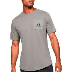 Under Armour Mens UA Sportstyle Short Sleeve T-Shirt