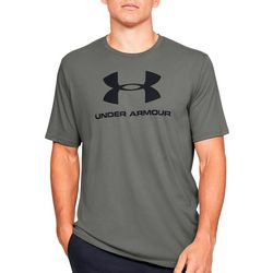 Under Armour Mens UA Sportstyle Logo Short Sleeve T-Shirt