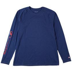 Mens City Sport Heathered  T-Shirt