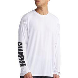 Champion Mens Graphic City Long Sleeve T-Shirt
