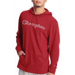 Champion Mens Middleweight Jersey Hoodie