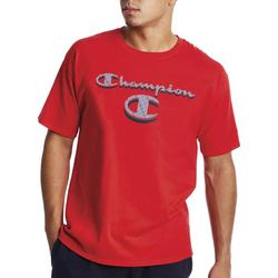 Mens C Mania Logo Graphic T-Shirt
