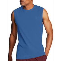 Mens Jersey Muscle Tank Top
