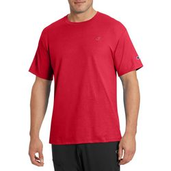 Mens Classic Jersey Solid T-Shirt